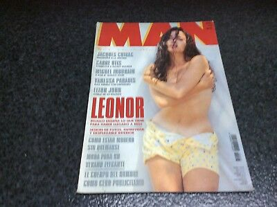 Man 93 Carre Otis, Leonor Rivallo, Vanessa Paradis, Elton John, Kelly Christie