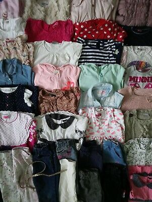 Girls Clothes Bundle 3 - 4 Years/36 Items