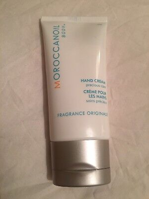 Moroccan Oil Hand Cream 75ml Brand New Never Been Opened