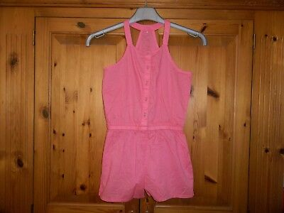 *Lovely Girls Very lightweight Playsuit George 7-8 years Excellent condition*