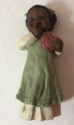 Vintage Martha Holcombe All God's Children Angel Figurine #112