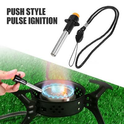 Outdoor Ignition Piezo Igniter Gas Stove Fire Starter Pulse Pizeo Lighter V6M0