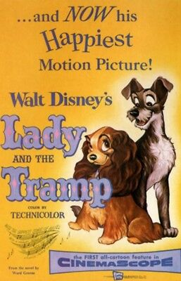 Lady And The Tramp Super 8mm Colour Sound Film