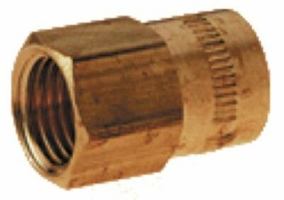 Wade Brass Compression – Imperial Compression Nut for PVC Copper Tube (10 Pack)