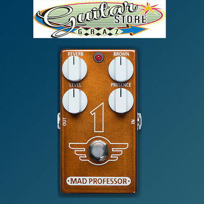 """MAD PROFESSOR THE """"1"""" Distortion/Overdrive"""