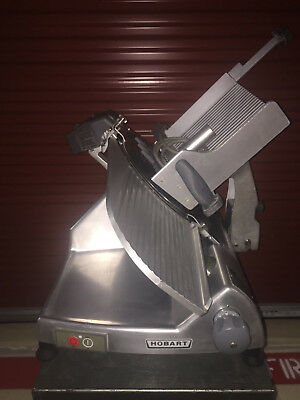 """HS8 meat cheese slicer 13"""" blade with sharpener"""
