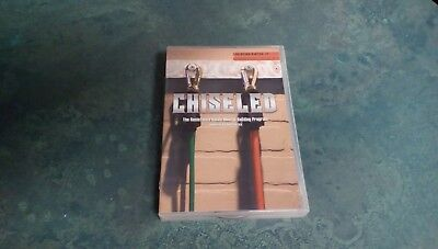 Chiseled - The Resistance Bands Muscle Building Exercise DVD set.