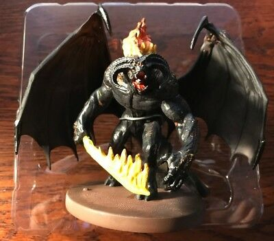RARE VHTF Lord of the Rings Collector's Models Limited Special Edition Balrog