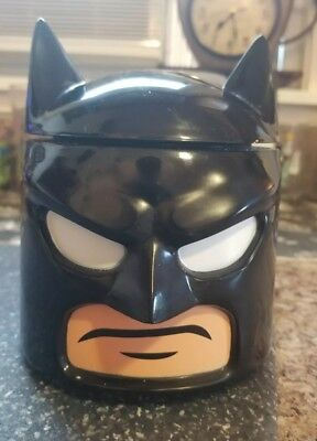 Lego Batman Movie Food Lunch Container New Lootcrate DC Comics Thermos Style