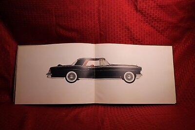 The Lincoln Continental Story-1956 1957 Lincoln Mark ll Promotional book