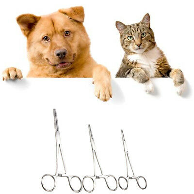 Dog Ear Hair Removal Tweezers Pet Grooming Ear Hair Trimmer Plucking Dog Cat