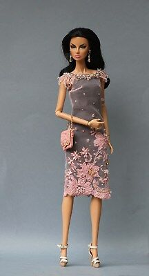 Fashion Royalty ooak outfit  for FR2, Nu Face, CI and similar size dolls