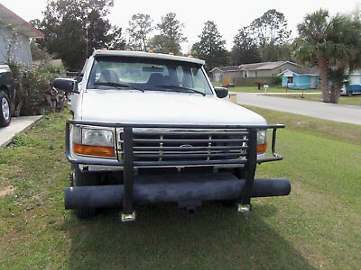 1996 Ford F-350 4 door dually 1996 ford f-350 xlt 7.3l
