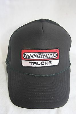 Freightliner  Truckers Hat With Embroidery Patch Adjustable Sizing Dark Green
