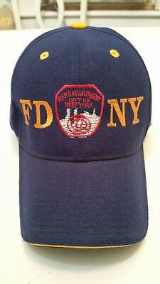 FDNY NYC Fire Department NEW york city  Baseball hat cap NEW