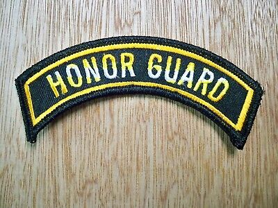 Florida - Winter Garden Police Patch CURRENT ISSUE HONOR GUARD TAB ONLY