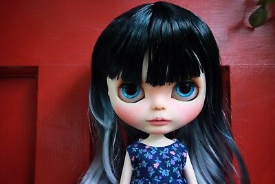 Imported From Abroad Sarah Ooak Custom Blythe Tbl Fake Doll Pure White And Translucent Juguetes Blythe