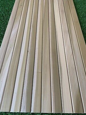 Incredible 12 Sapele Hardwood Garden Bench Slats 53Mm X 21Mm X 1220Mm Machost Co Dining Chair Design Ideas Machostcouk