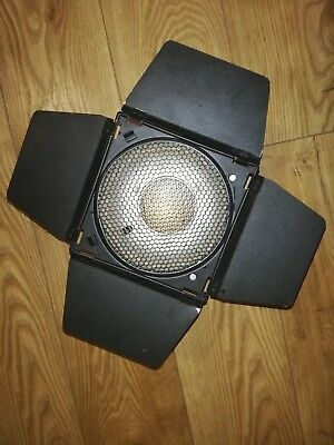 7 Inch Reflector With Honeycomb Grid