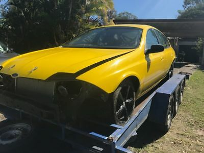 ford au v8 race car unfinished project