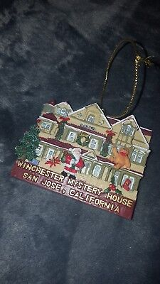 Winchester Mystery House Ornament
