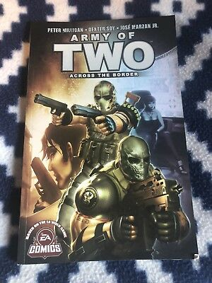 Army Of Two: Across The Border Trade Paperback TPB
