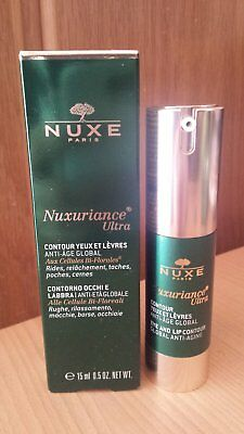 NUXE Nuxuriance ultra Yeux et lèvres NEUF (02/2020)