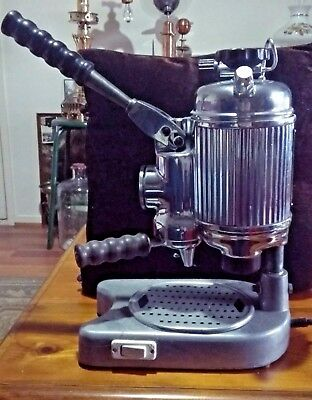 Antique collectables coffee machine