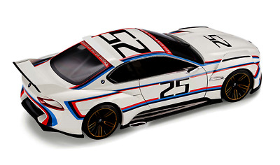 Original BMW Miniatur 3.0 CSL R Hommage 1:18 BMW Model NEU 80432454782 2454782