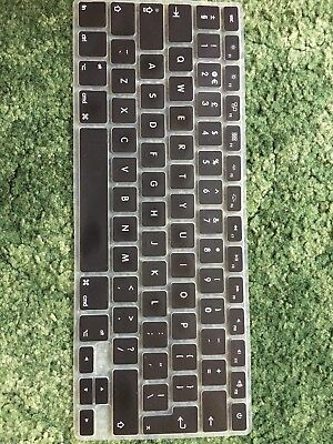 Keyboard Silicone Guard Cover for Apple MacBook Pro - Very Good Condition