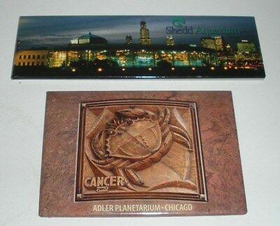 Shedd Aquarium & Adler Planetarium,Chicago,Illinois,Refrigerator Magnets