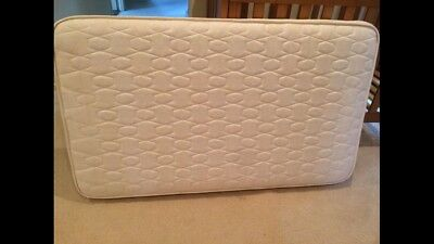 Latex Inner Spring Cot Mattress - Large