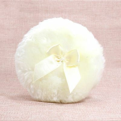 Professional Butterfly Large Cosmetic Powder Puff Sponge Body Face Makeup Tool