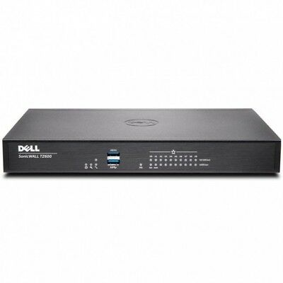 SonicWall TZ600 Firewall - Used Dell Sonicwall, NGFW RFDPI with box
