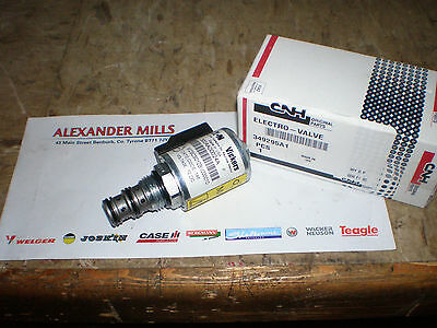 Ford New Holland Tractor GENUINE Electro Valve Solenoid CNH T8 T9 TG 349295A1