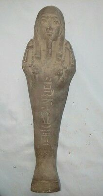 Replica Rare Antique Ancient Egyptian ushabti BC