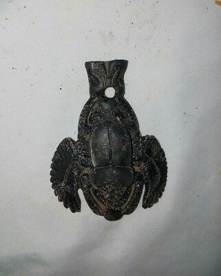 Replica Rare Antique Ancient Egyptian winged scarab bc