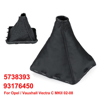 Gear Knob Shift Stick Gaiter Boot Cover For Vauxhall Vectra MK 5738393 93176450