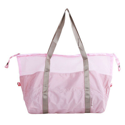 Waterproof Folding Shoulder Handbag Reuse Tote Beach Shopping Travel Bag one
