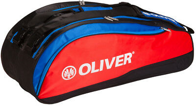 # OLIVER Top Pro Thermobag *rot-blau*