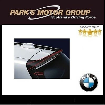 Genuine BMW M Performance Rear Roof Spoiler FINS ONLY f20-f21 1 series