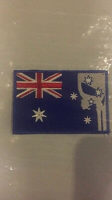 ANF Punisher Australia Flag Patch