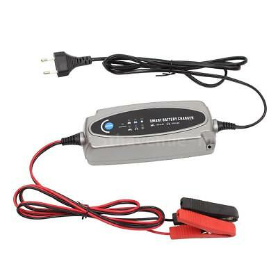 Multi MXS 5.0 12V Car Battery Smart Trickle Charger & FREE INDICATOR 56-382 New