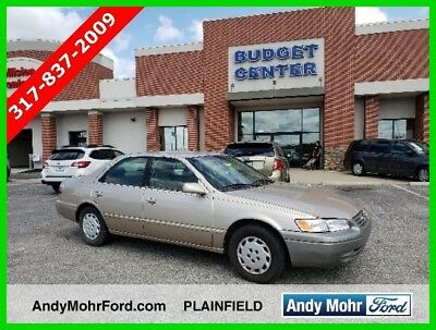 Toyota Camry XLE 1997 XLE No Reserve Used 2.2L I4 16V Automatic FWD Sedan Premium