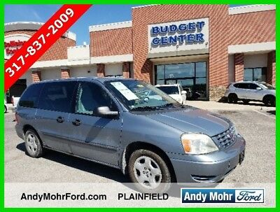 Ford Freestar S 2004 S Used 3.9L V6 12V Automatic FWD Wagon