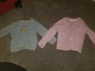 Girls Jumper country road wool