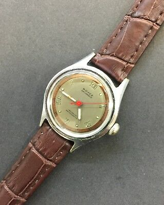 Vintage Royce Watch,S.Kocher&Co,Swiss Made, Incabloc,Antimagnetic,Good Working