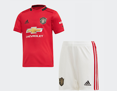 2018-2019 Manchester United Home kit Child kit kids kit