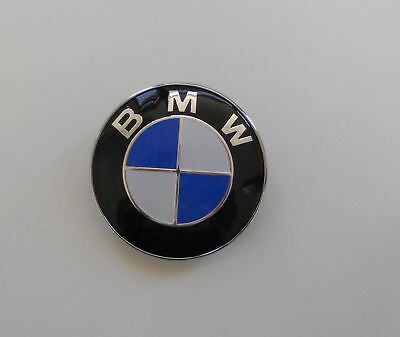 Replacement hood emblem for BMW 82mm 2pin logo badge roundel FAST SHIP IN CANADA