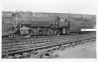 Long Island RR LIRR Photo Locomotive #103 Richmond Hill 1935